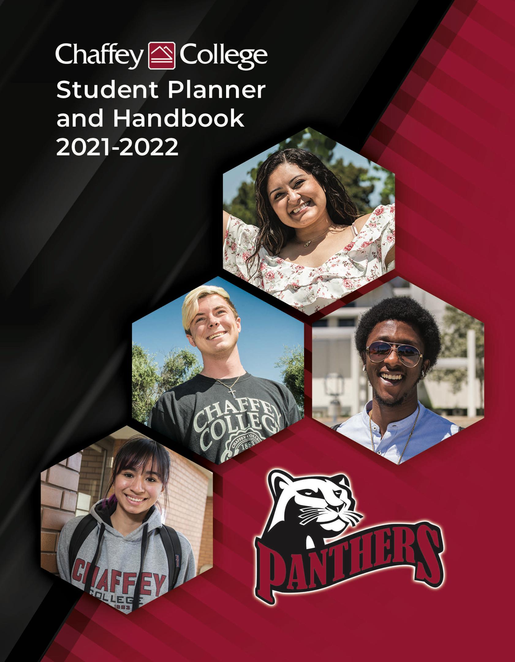 Chaffey College Student Planner and Handbook 2019-2020